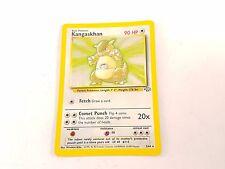 Pokemon TCG Card Jungle Set Kangaskhan 5/64 Fossil Rare Holo