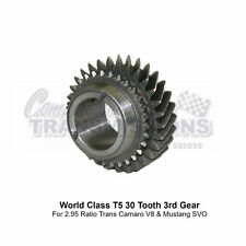 T5 WC 3rd Gear 2.95 Ratio 30 Tooth Camaro V8, Mustang SVO  1352-083-002 NEW