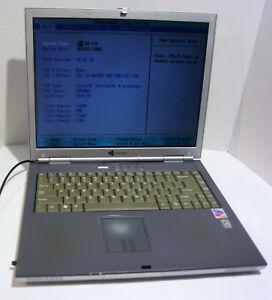 Gateway 450ROG 15'' Notebook (Intel Pentium M 1.40GHz 256MB NO HDD)