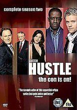 Hustle - Series 2 DVD 2-Disc Set  free uk p&p