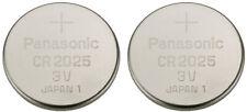 MONACOR CR-2025 Lithium-Batterien CR2025 Components, Energie, Messen und