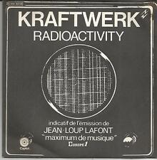 KRAFTWERK Radioactivity FRENCH SINGLE CAPITOL 1976