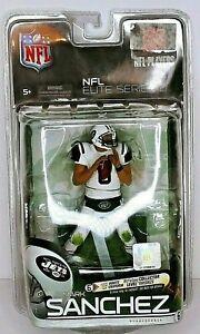 2010 McFarlane NFL Series 23 Mark Sanchez w/New York Jets Action Figure