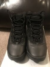 detailed look 75a55 2c52b Nike Air Jordan 10 Retro BLACK Size 7 Blackout 2005