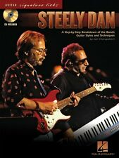 Steely Dan - A Breakdown of the Band's Guitar Styles and Techniques 000696015