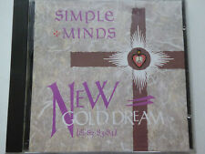 SIMPLE MINDS # New Gold Dream (81-82-83-84) NO BARCODE # VG+ (CD)