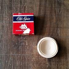 Vintage 3 oz. Old Spice Shaving Mug Soap Refill USA