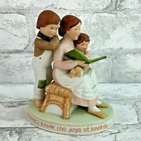 Vintage Holly Hobbie Mothers Joy Figurine American Greetings Limited Edition