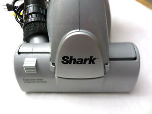 Shark Euro Pro X Silver 800Watts Portable Hand Vacuum Cleaner w Motorized Brush