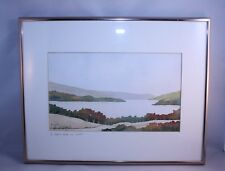 Brigitte Charland Quebec Artist Watercolor Original Aquarelles Magog