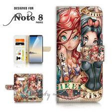 ( For Samsung S10 ) Wallet Flip Case Cover P21551 Princess TinkerBell