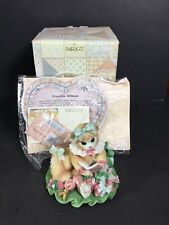 "1999 Calico Kittens ""You're The Best Gift Of All� #543470 Nib Dated Figurine"
