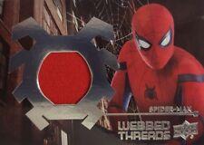SPIDER - MAN HOMECOMING Webbed Threads Memorabilia Card WTS10 Stark Suit Torso