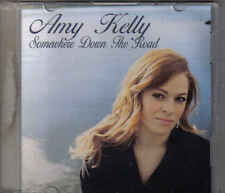 Amy Kelly-Somewhere Down The Road Promo cd single 2 tracks