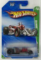 2010 Hot Wheels Super Treasure Hunts Ratbomb Limited Edition Rare # 4 Of 12