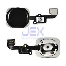 Black Home Button/Touch Fingerprint ID Sensor Flex Cable For iPhone 6S/6S Plus