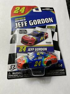 Jeff Gordon 2020 NASCAR AUTHENTICS Wave 8