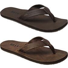 Reef Mens Draftsmen Slip On Summer Beach Holiday Pool Flip Flops Sandals