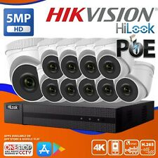 HIKVISION IP POE CCTV 5MP DOME TURRET CAMERA OUTDOOR WIDE ANGLE 30M NIGHT VISION
