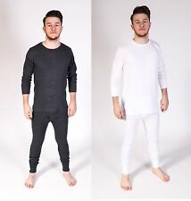 Wholesale Job Lot Mens Thermal Underwear Set Long Sleeve & Long Johns Trousers