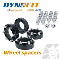 "1.5"" Wheel Spacer 6x5.5 Fits for Tacoma 4 Runner FJ Cruiser+12x1.5 ET Lug Nuts"
