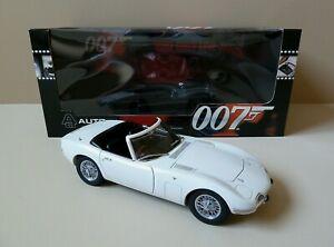 James Bond 007: You Only Live Twice Autoart 1/18 Scale Diecast Toyota GT 2000