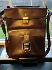 1976 Winter Olympics Genuine Leather Messanger Bag