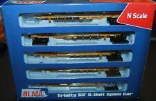 BLMA 12002, N-Scale Trinity 53' 5-unit Spine Car TTAX #555041 --NEW--