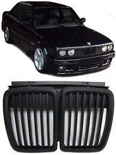 NERO COFANO Griglie per BMW E30 SERIE 3 1982-1994 modello bel regalo