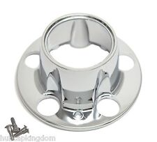 BRONCO II RANGER EXPLORER Open Front Wheel Hub 4x4 Center Cap NEW w/ screws