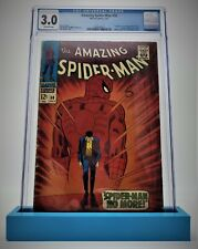Amazing Spider-Man #50, CGC 3.0 1967 Off-White Pages First app of the Kingpin!