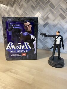 The Punisher Statue RANDY BOWEN Studios EXCLUSIVE Marvel Limited Edition