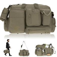 Tasche ELEPHANT CANVAS XL 50 L Reisetasche Sporttasche Canvas Duffle 3525 OLIV