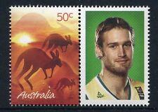 2005 Marking The Occasion 50c Kangaroo MUH - Australian Boomers Road To Glory #B