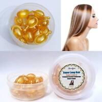 15 Capsules GOLD Super Long Hair Serum E Growth Hair Faster Longer Treatment