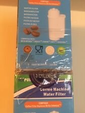 6 Pack Icepure Coffee Machine Water Filters Cmf004 Brita Intenza New
