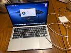 Apple MacBook Pro 13in (256GB SSD, M1, 8GB) Laptop - Silver - MYDA2LL/A.