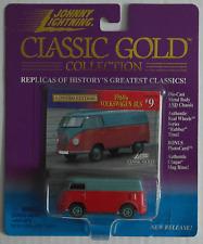 Johnny Lightning – VW T1 Transporter rot/graublau Neu/OVP