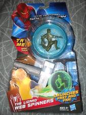LIZARD ( 2012) MARVEL AMAZING SPIDER-MAN WEB SPINNERS SERIES (FIGURE & LAUNCHER)