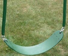 Swingset Swing,Playground,Playset belt swing,Residential,Soft grip chain.54,new