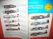 Profileheft Typy Broni TBiU 158, P-47 THUNDERBOLT