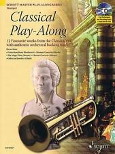 Classical Play-Along for Trumpet [With CD (Audio)] by Artem Vassiliev Paperback