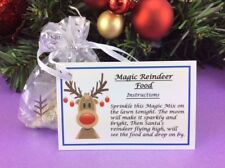 White Magic Reindeer Food - Christmas Eve Box - Christmas Traddition - Dust Xmas