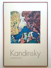 Kunst Wassily Kandinsky-All the More-2001 Poster Kunstplakate