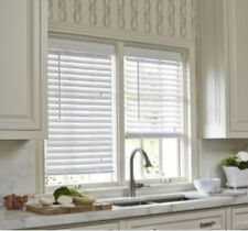 J. C. Penney Faux Wood Window Blinds and Shades