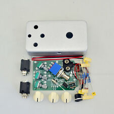 DIY Overdrive(OD1) Effect pedal Kit With  Hammond 1590B Style Aluminum Box