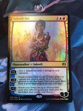 Saheeli Rai - Foil - Mtg Magic Card