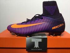 Nike Junior Mercurial Superfly V FG Sockboots ~ 831943 585 ~ U.K. Size 3.5