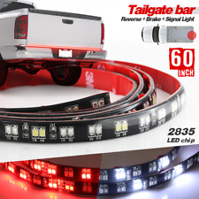 Ram 150025003500 Tailgate Bar 60 Led Strip Turn Signalbrake Lightreverse Fits 2008 Dodge Ram 3500