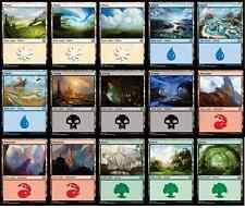 Kaladesh Complete Basic Land Set X10 (150 Total Cards) MTG Mana Lot